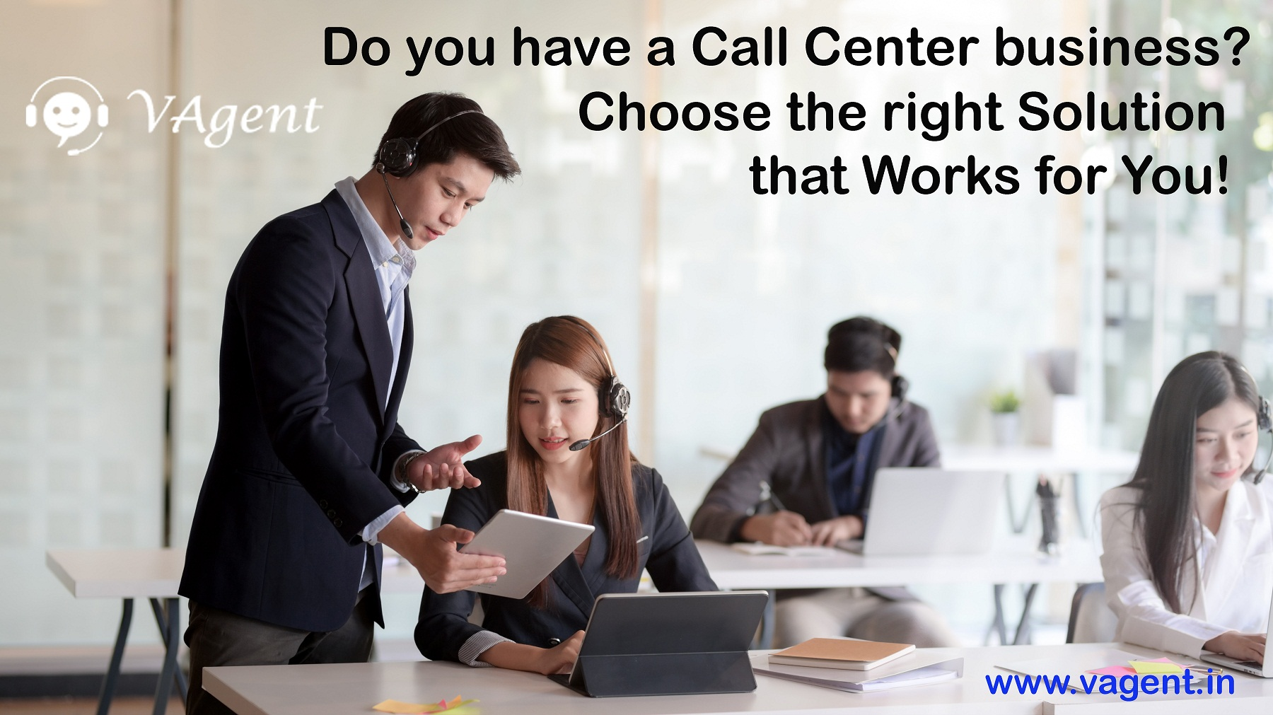 Do you have a Call Center business